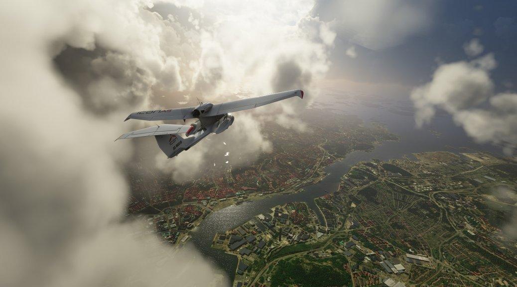 《微软飞行模拟》发布升级档 多项性能获得优化提升