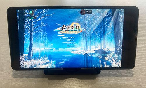 国产巅峰《古剑奇谭3》掌上网咖云游戏来尝鲜
