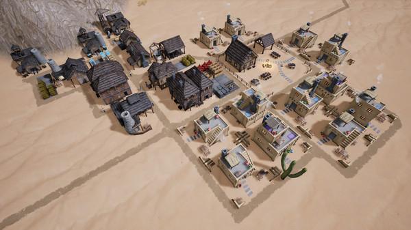 城市建造模拟《王国重生》上架Steam