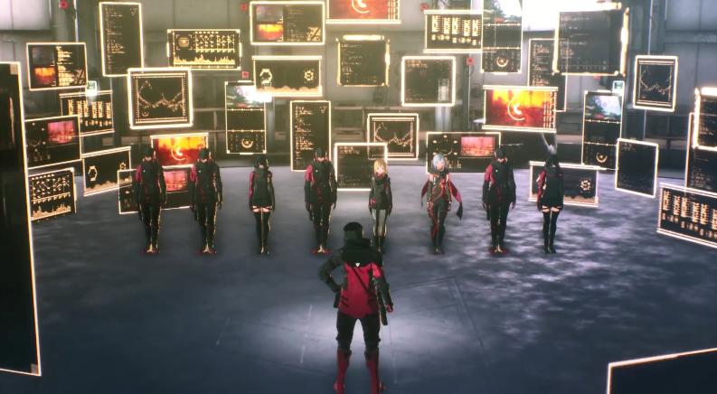 《绯红结系》游戏剧情动画:感受超脑力的震撼!