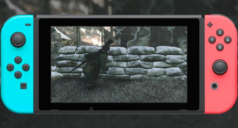 《狙击精英4》公布NS版新宣传片 本月17日上市