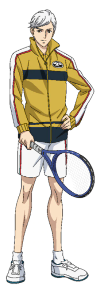 《网球王子》20周年新作TV动画主艺图公开 2021年春播出