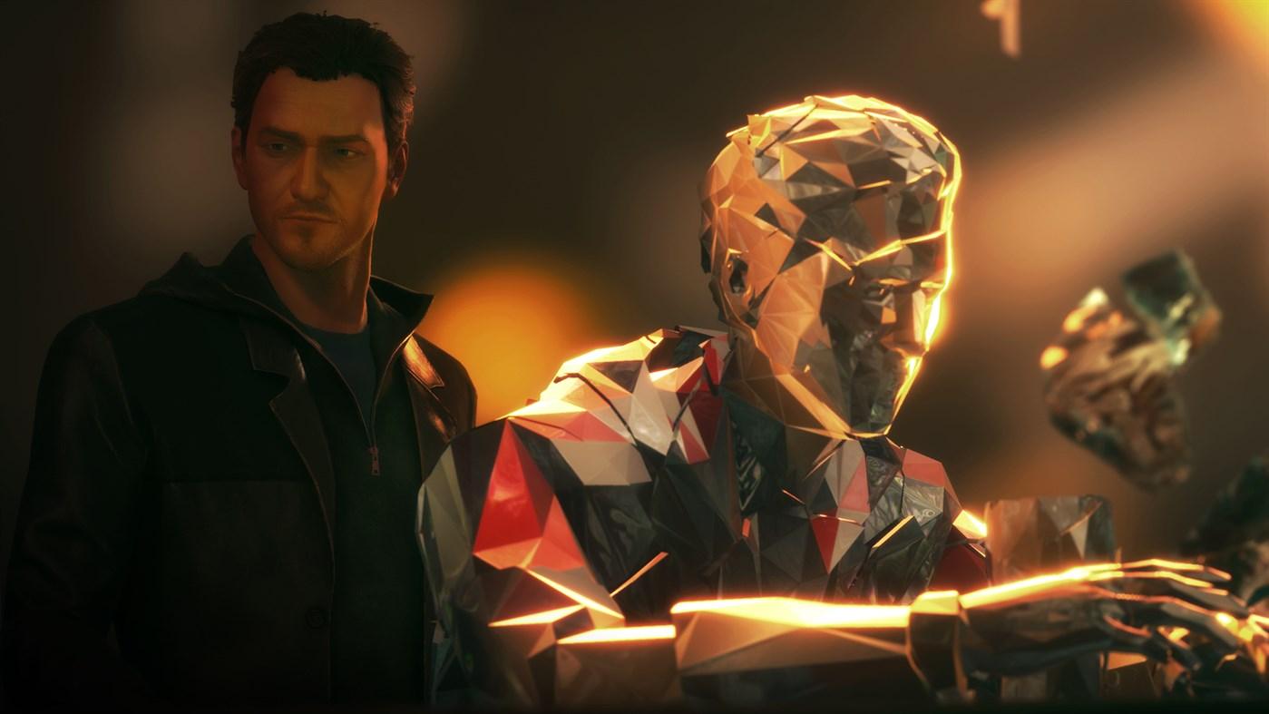 《双镜》实机演示公开 游玩体验类同《奇异人生》