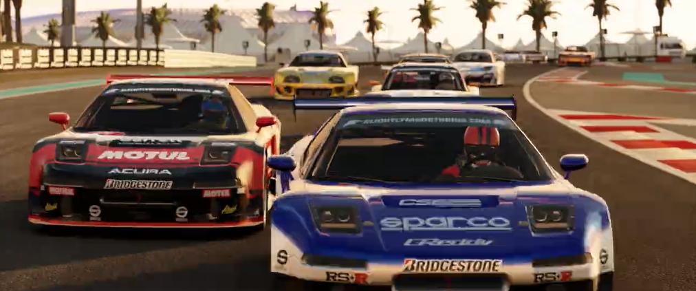 《赛车计划3》第一弹DLC上架steam 追加传奇车辆