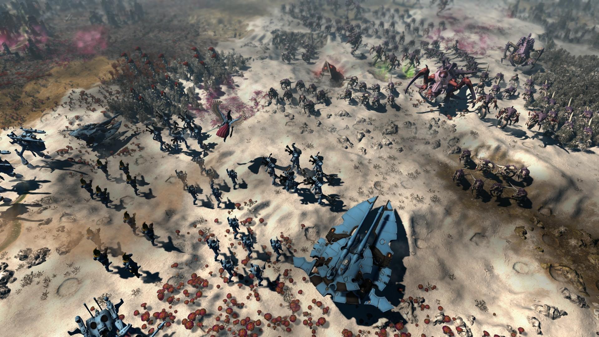 《战锤40k:格雷迪厄斯遗迹之战》新DLC将于下周上线