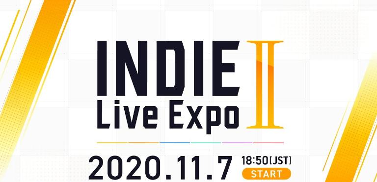 日本独游大会《INDIE Live Expo Ⅱ》11.7日开幕 特邀东方神主ZUN谱写主题曲