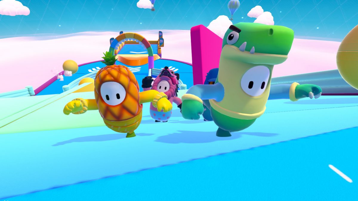 《糖豆人:终极淘汰赛》将于近期追加大风扇关卡