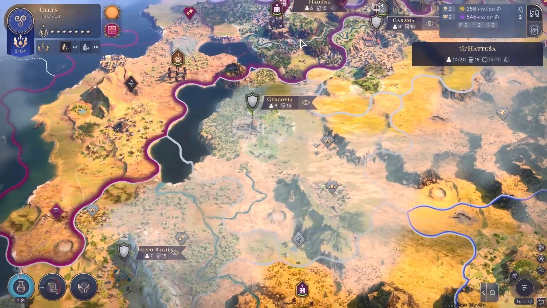 世嘉《人类》11分钟实机影像 凯尔特文化风貌展示