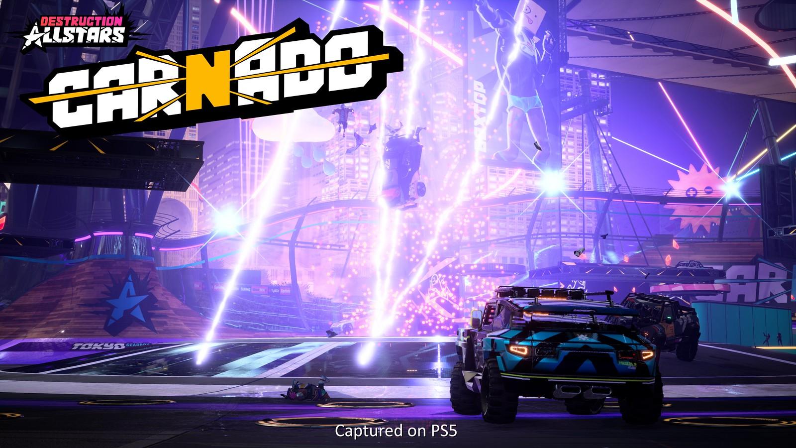 索尼发布《毁灭全明星》演示预告并介绍游戏模