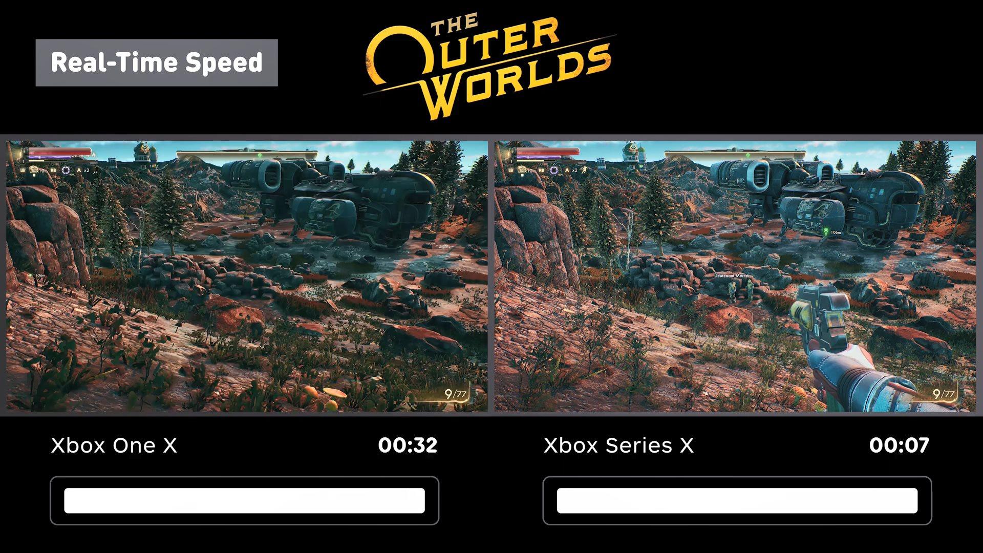 9款游戏实测对比 XSX主机加载速度提升5倍有余