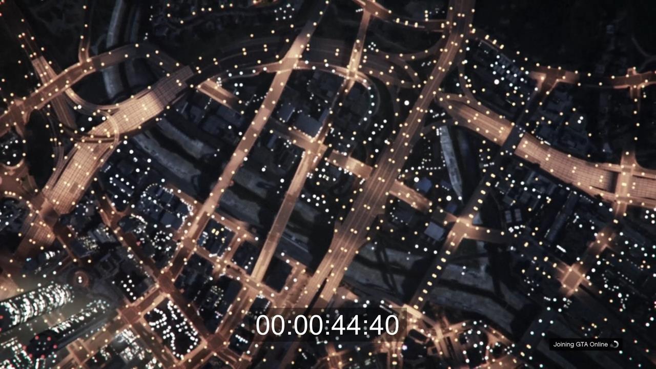 XSX运行《侠盗猎车5》实机演示 剧情模式加载只要