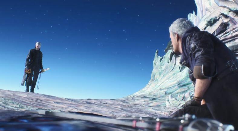 《鬼泣5特别版》新影像 日版维吉尔声优解说本作
