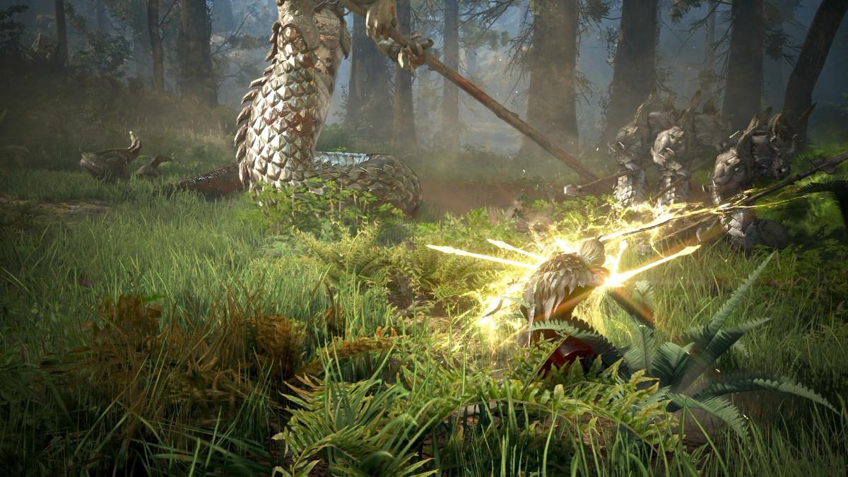 《黑色沙漠:声威版》PS4繁中版今天正式上市