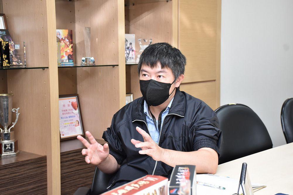 《三国群英传8》制作人易泰庆采访:临危受命,竭尽全力
