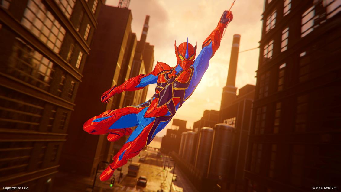 《漫威蜘蛛侠》重制版迎来两件新战衣 PS4后续追加