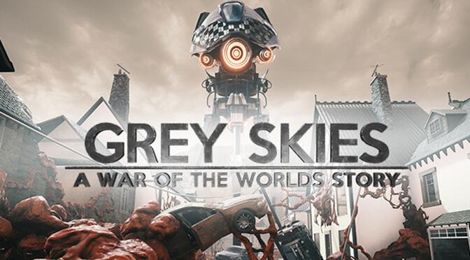 《灰色天空:世界大战》出售 没有战役的朴实潜行