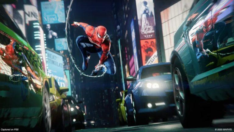 《漫威蜘蛛侠复刻版》PS5将有5个全新的奖杯
