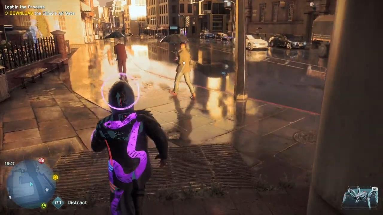 《看门狗:军团》Xbox Series S版光追效果展示