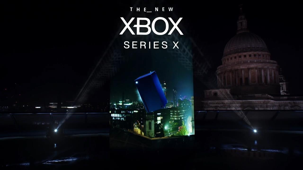 Xbox Series X/S新宣传片 内心的梦想就将实现