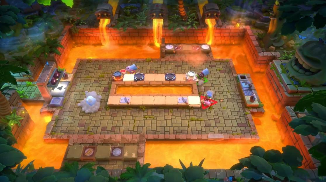 《胡闹厨房 全都好吃》PS5实体版11月24日推出