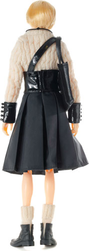 神漫《五星物语》推出新桃子娃娃 做工精良气质出众