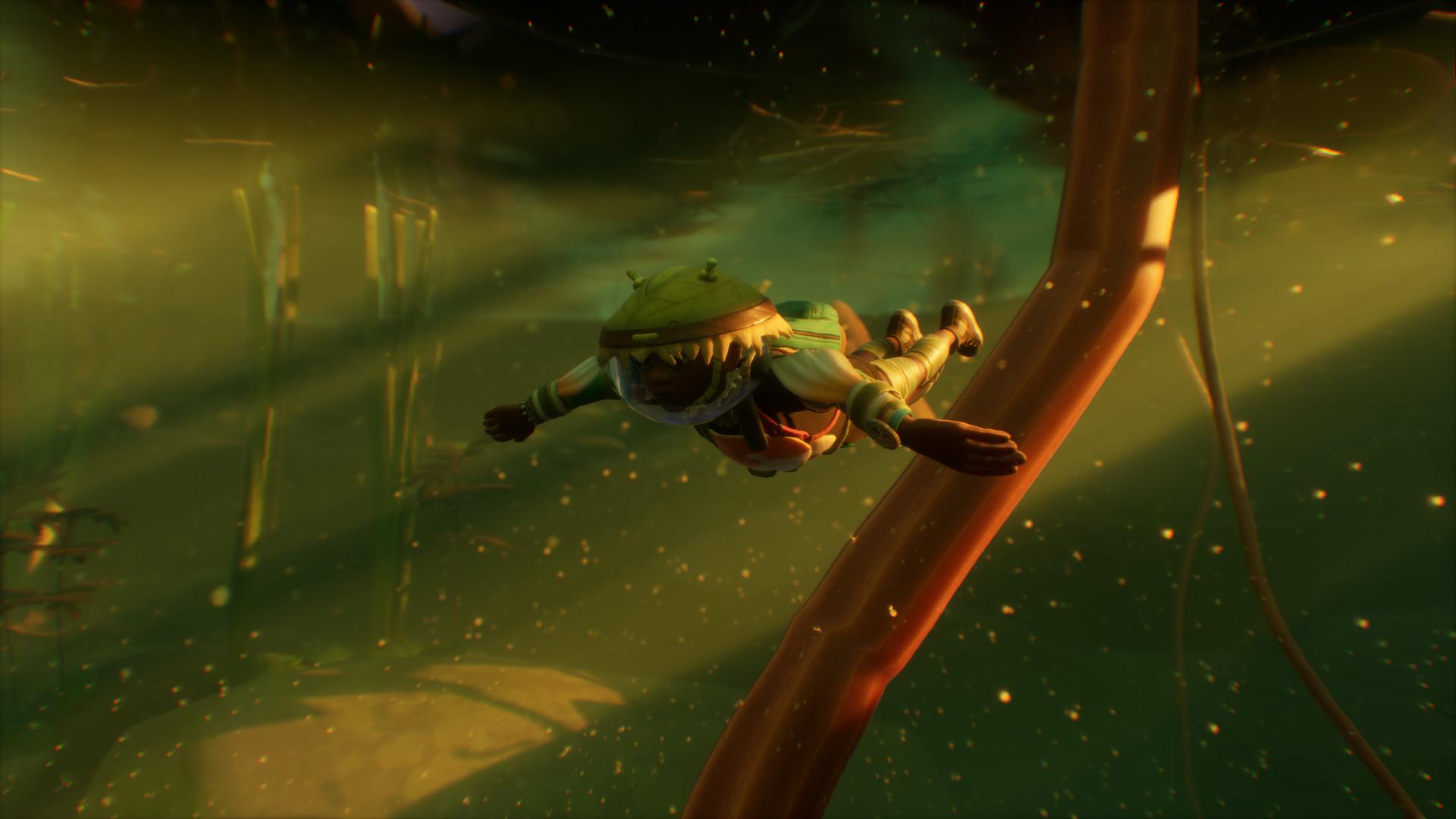 《禁闭求生》发布鱼塘更新 明年将加入剧情内容
