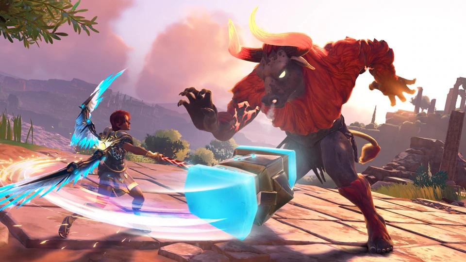 《渡神纪:芬尼斯崛起》PS5演示公开 享受极致画质!