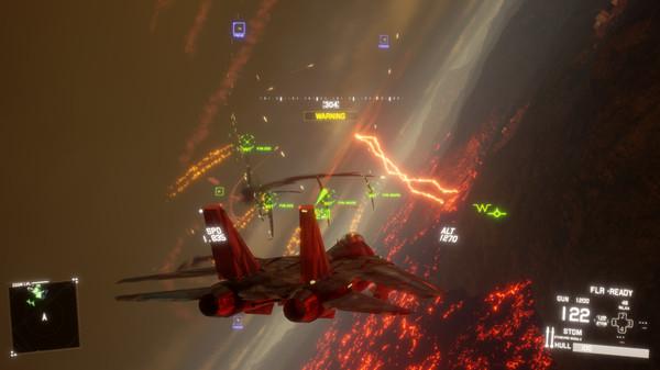 空战新游《僚机计划》发售日确定 支持简中和VR