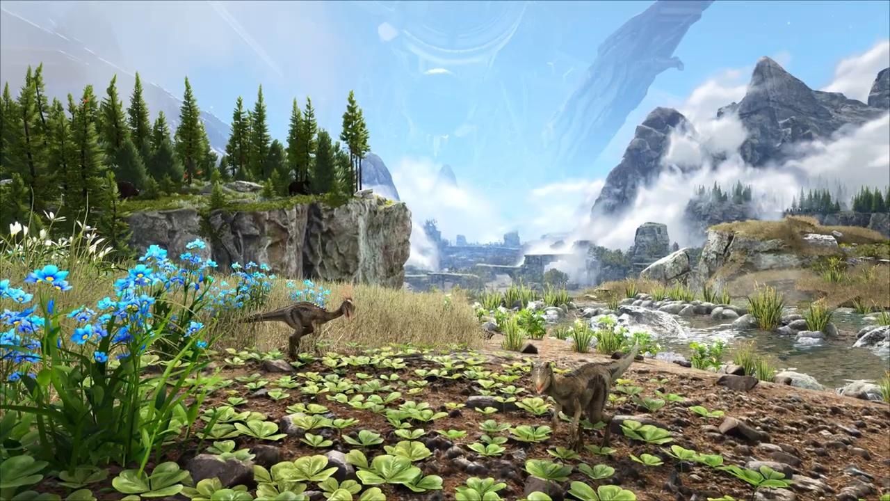 游戏新消息:方舟创世纪第二部CG预告为决战拉开序幕