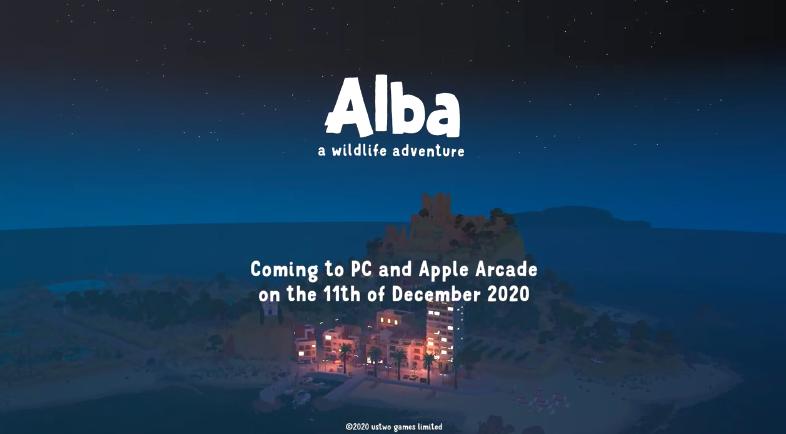 纪念碑谷团队新作《阿尔芭:野生动物冒险》12月12日登陆iOS/PC
