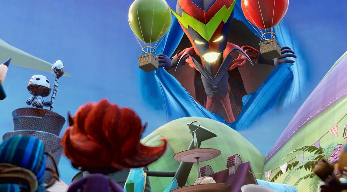 索尼发布3D渠道游戏《麻布仔大冒险》出售预告片