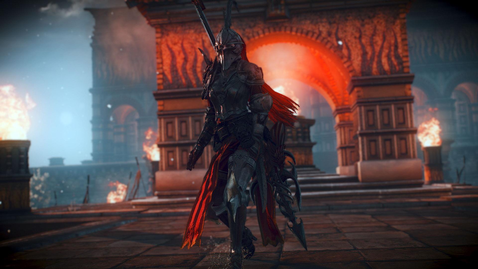 《巫师3》大型Mod铁之阴影 添加大量新盔甲和敌人