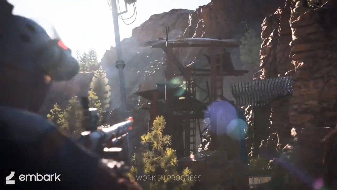 前EA高层新作影像展示 游戏场景让人惊艳!