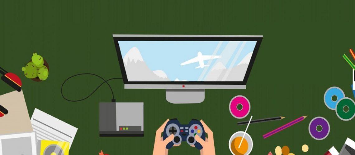 宅家里打游戏 第三季度游戏产业创美国历史新高