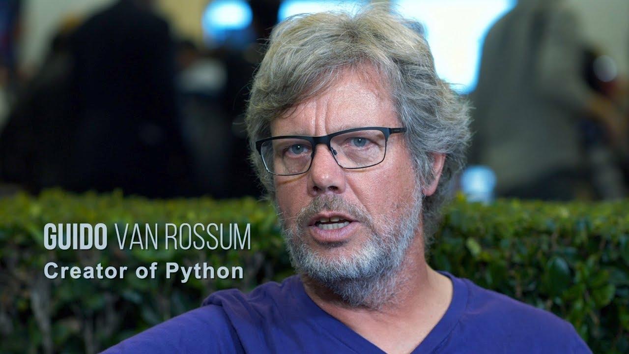 Python创始人加入微软开发部门:退休生活太无聊了