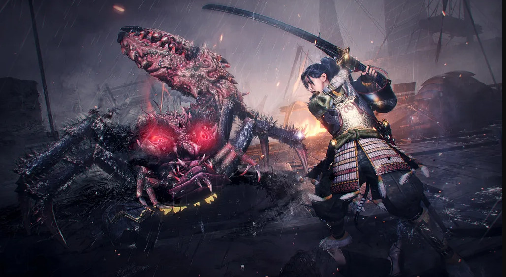 《仁王2》PC版公布 2021年2月登陆PC Steam