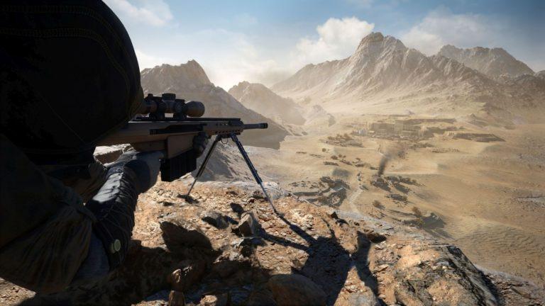 《狙击手:幽灵战士契约2》跳票至2021年初推出