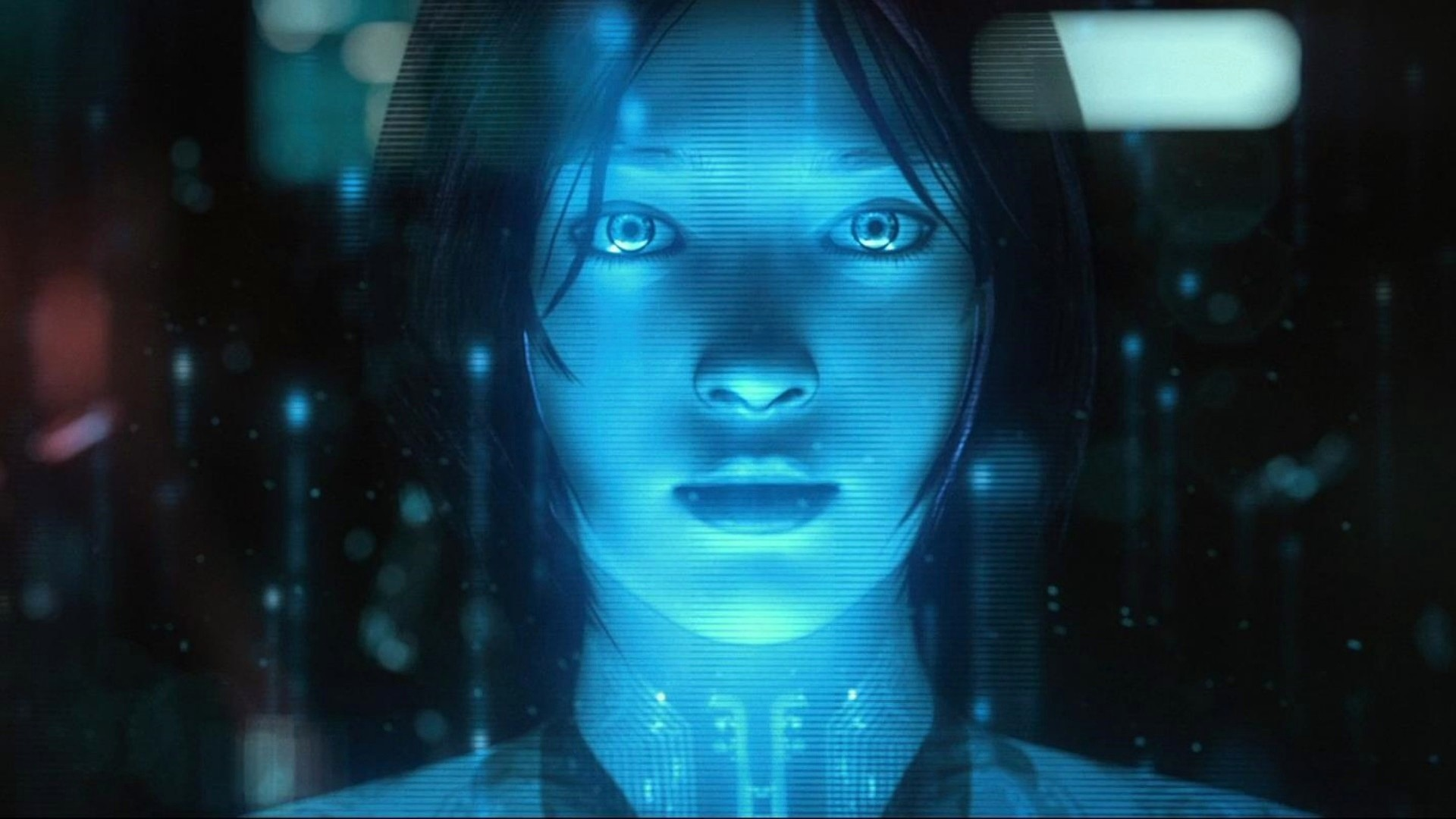 《光环》电视影集Cortana一角将由原配音员扮演