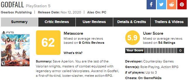 《众神陨落》IGN 6分:任务重复性太高,内容单薄