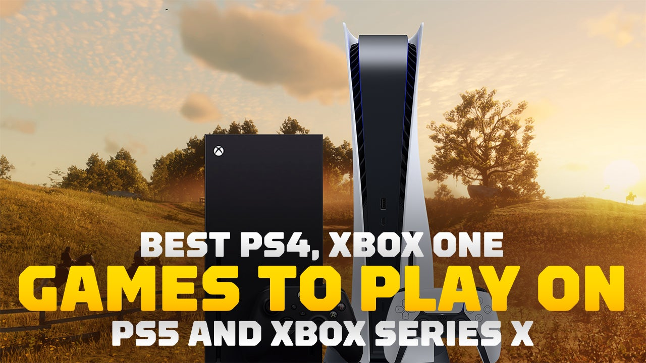PS5和XSX已在眼前 这11款上代代游戏有重玩价值