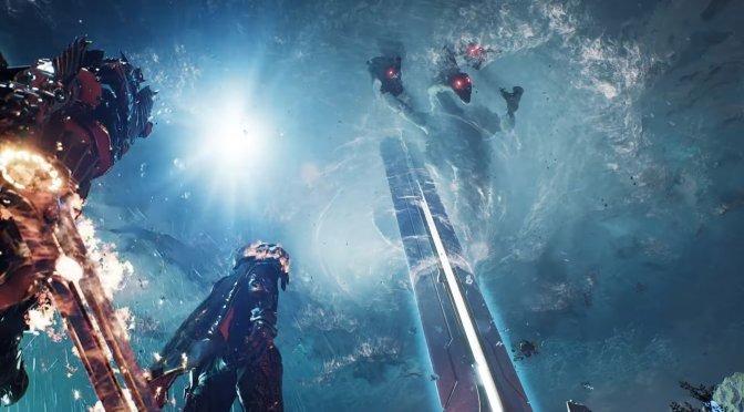 《神之陨落》首个更新发布 处理溃散和进步稳定性