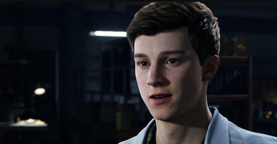 《漫威蜘蛛侠》的新脸模毁掉了一个重要场景
