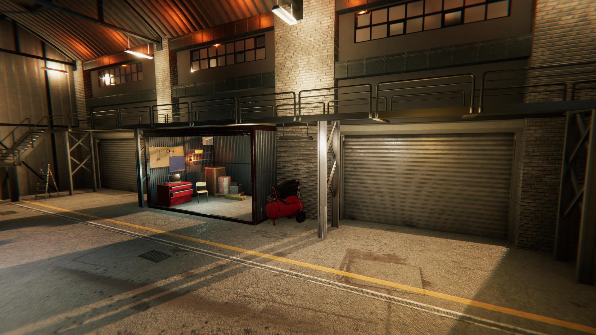 修车模拟游戏《地下车库》明年Q4推出 最低GTX 970