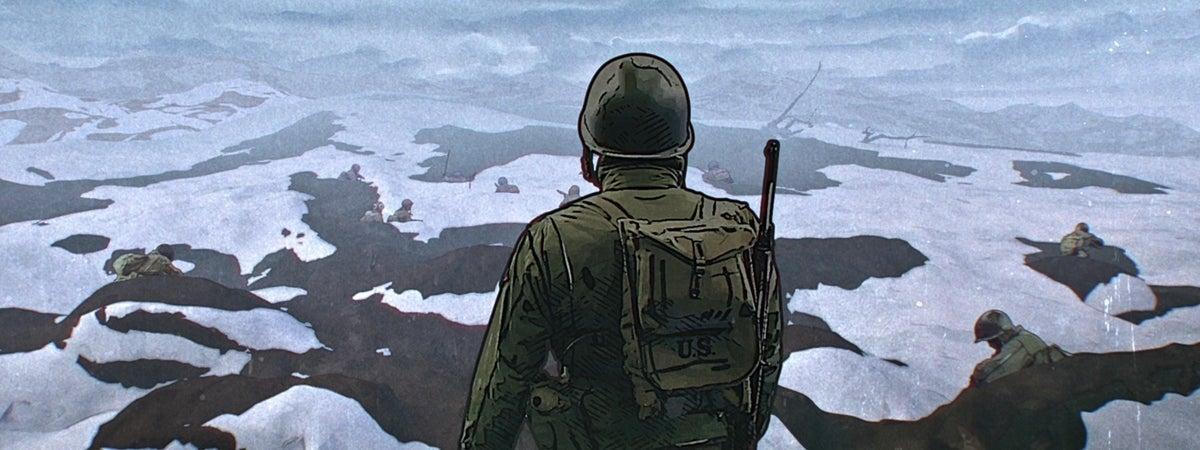 无主之地风美军二战主旋律拟真动画剧《解放者
