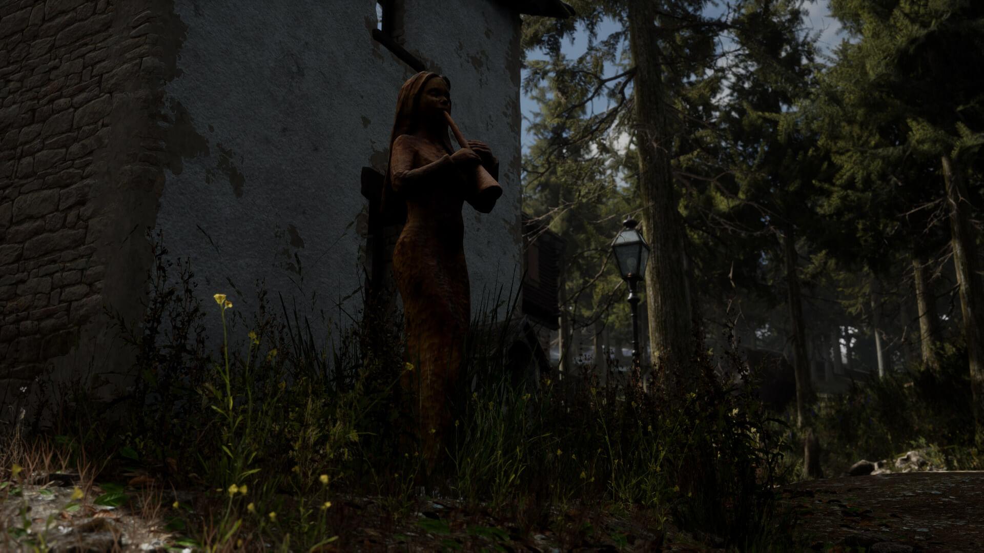 恐怖游戏《Nascence》新截图 诡异小镇风景优美