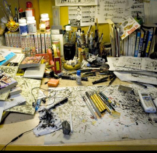 网友晒出多位漫画巨匠任务台 麻将巨匠纷乱到地步级