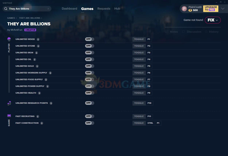 《亿万僵尸》v2020.11.11十二项修改器[MrAntiFun][Steam]