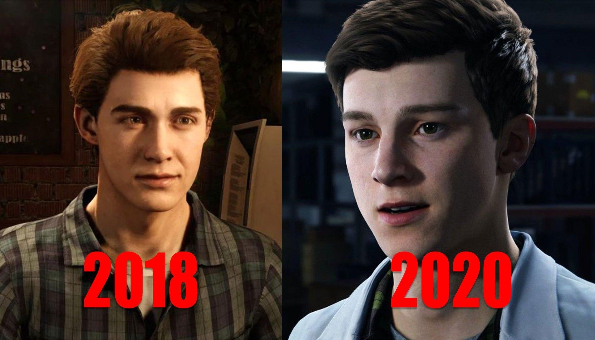 调查显示:近半数玩家更喜欢《漫威蜘蛛侠》原版脸模