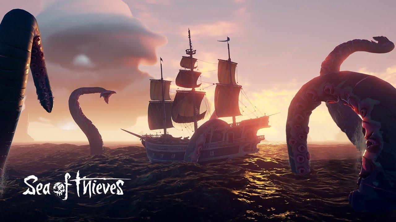 制作人:2021年将会是《盗贼之海》最重大的一年