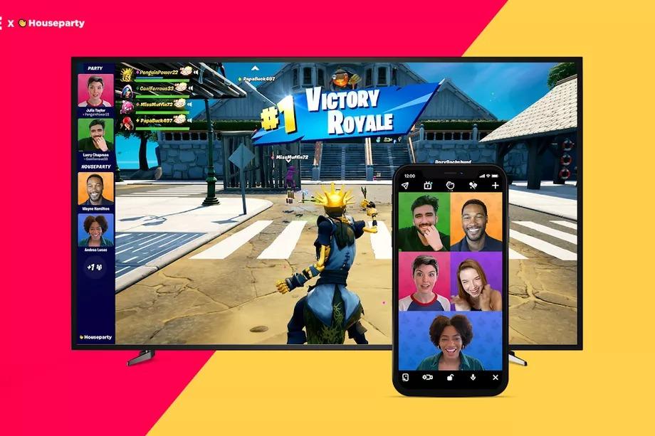 《堡垒之夜》将获得游戏内视频聊天的功能